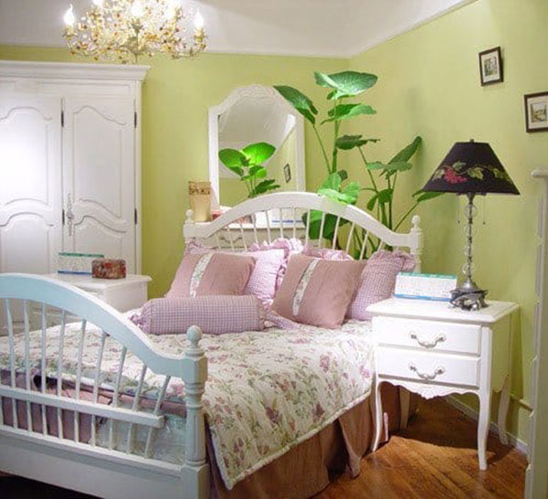 Cây trồng trong phòng ngủ