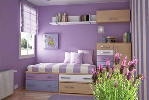 Chọn cây trồng trong phòng ngủ có hương sắc dễ chịu