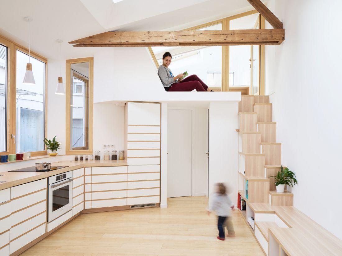 Những mẹo cho căn nhà có diện tích nhỏ