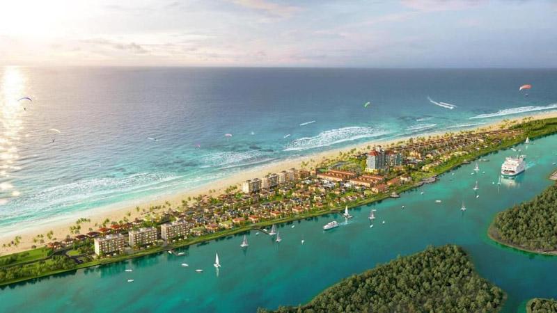Khu biệt thự nghỉ dưỡng Habana Island – Novaworld Hồ Tràm 1
