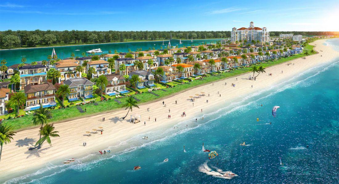Khu biệt thự nghỉ dưỡng Habana Island – Novaworld Hồ Tràm 5