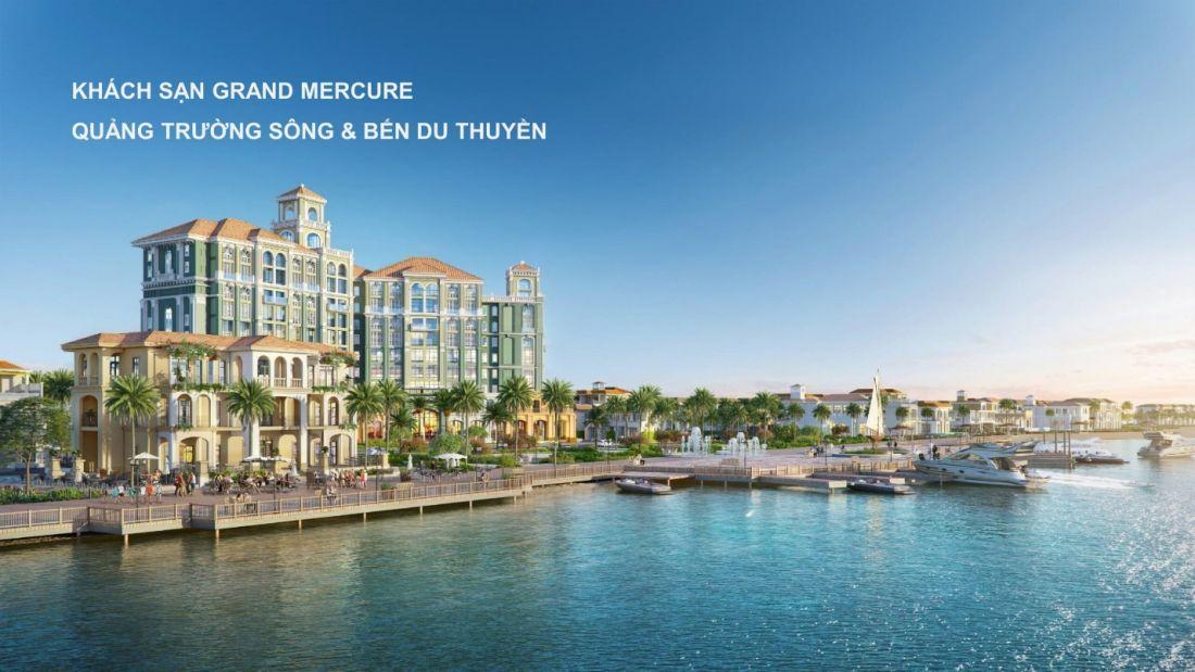 Khu biệt thự nghỉ dưỡng Habana Island – Novaworld Hồ Tràm 10