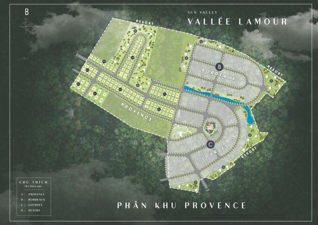Vallee Lamour Sun Valley Bao Loc 1
