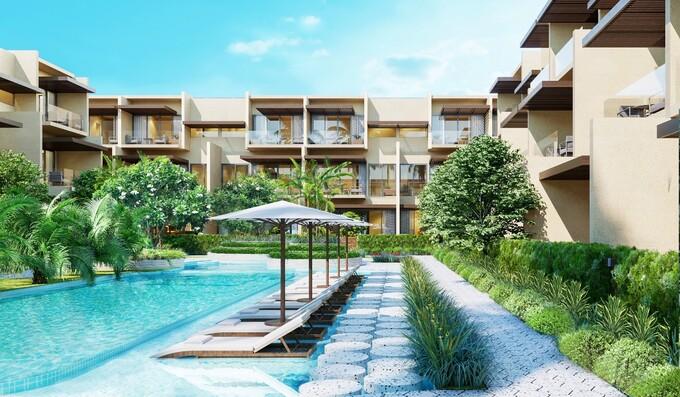 Nhà phố thương mại The Song - Thanh Long Bay Bình Thuận 6