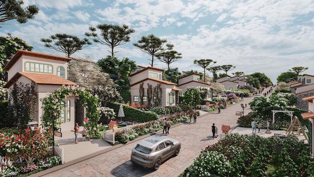 Đất nền Vallee Lamour - Bảo Lộc Sun Valley Lâm Đồng
