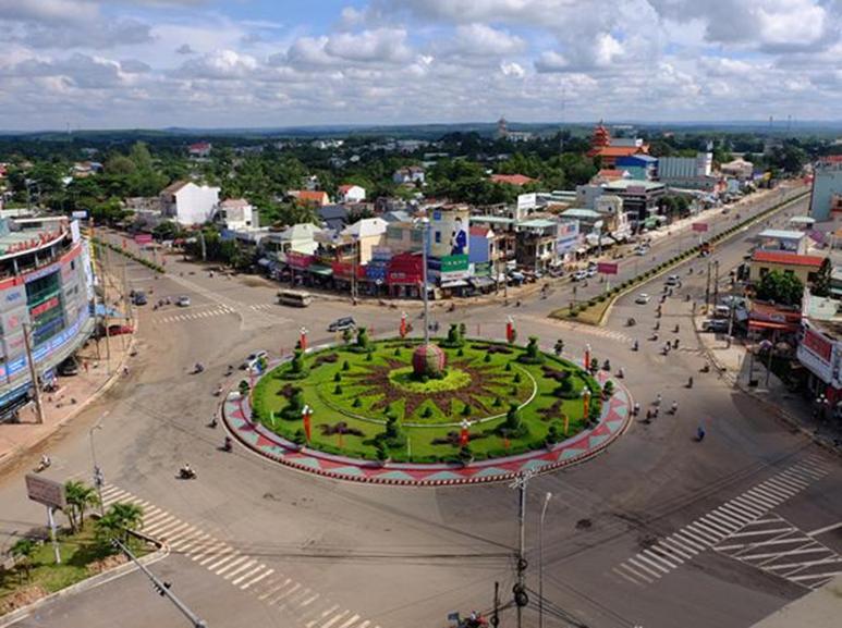 Đồng Phú Bình Phước hút sóng đầu tư bất động sản