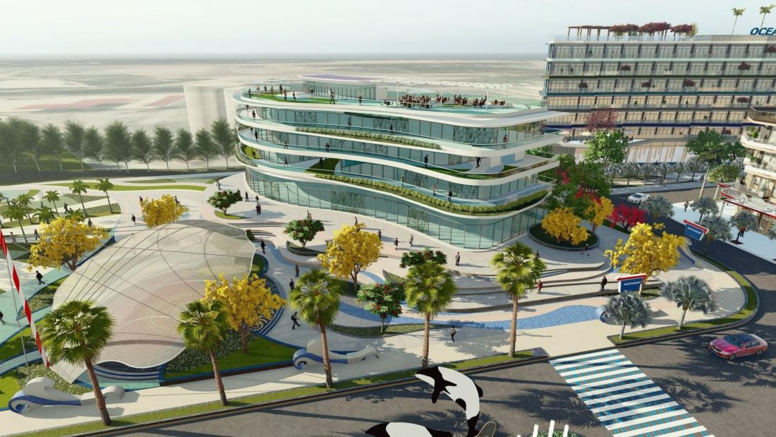 Tiện ích dự án Selavia Bay Phú Quốc