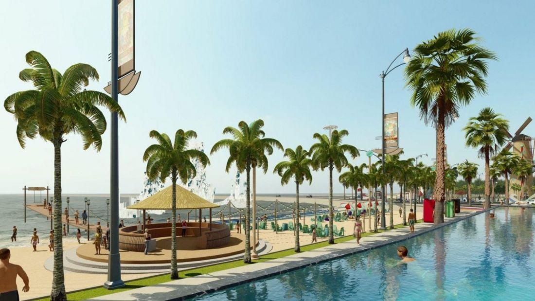 Hồ bơi dự án Selavia Bay Phú Quốc