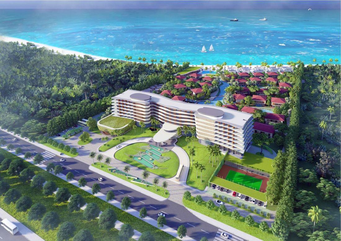 Tổng thể dự án Selavia Bay Phú Quốc