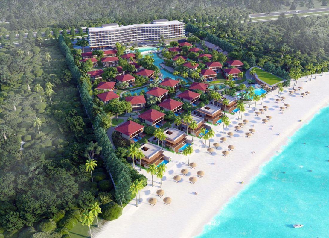 Khu khách sạn quốc tế dự án Selavia Bay Phú Quốc