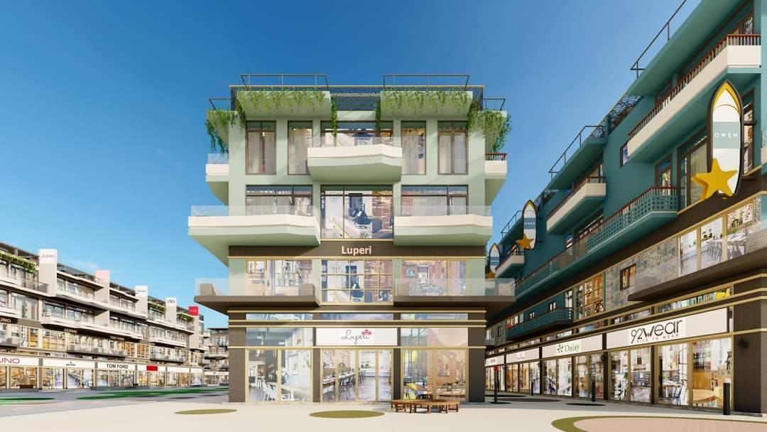 Nhà phố dự án Selavia Bay Phú Quốc