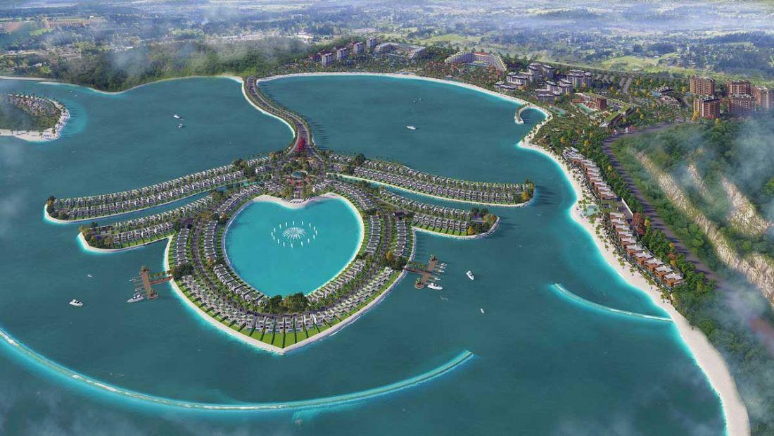 Quy mô dự án Selavia Bay Phú Quốc