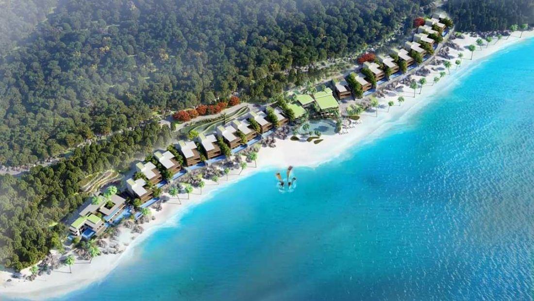 Khu biệt thự đồi dự án Selavia Bay Phú Quốc