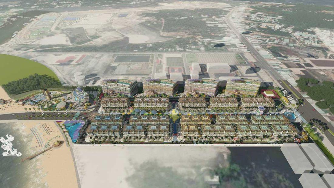 Khu biệt thự biển dự án Selavia Bay Phú Quốc