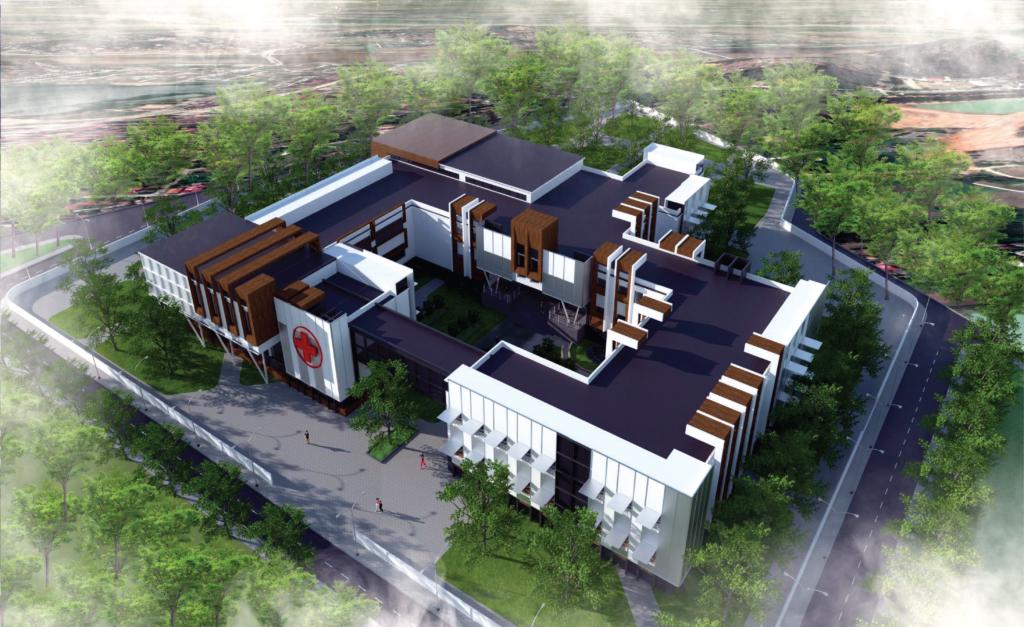 Khu đô thị Chí Linh Palm City Hải Dương 9
