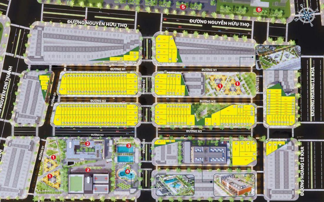 Khu dân cư đô thị Phường 3 Tây Ninh 2