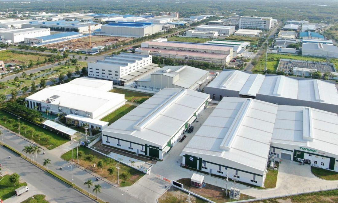Hơn 1.100 tỉ đồng xây dựng khu công nghiệp Hoa Lư ở Bình Phước