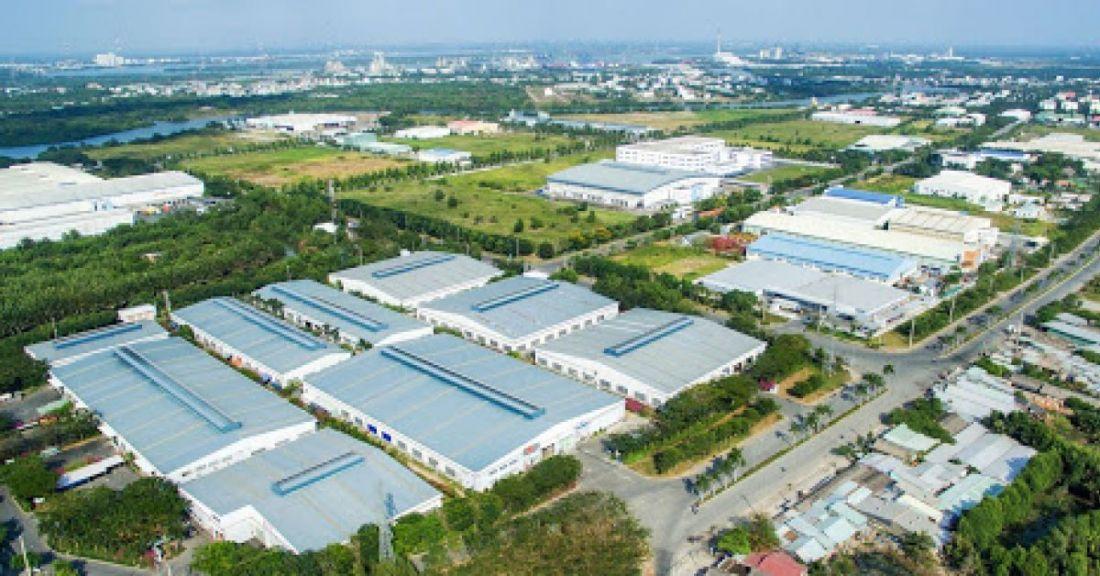 Long An có thêm khu công nghiệp gần 120ha