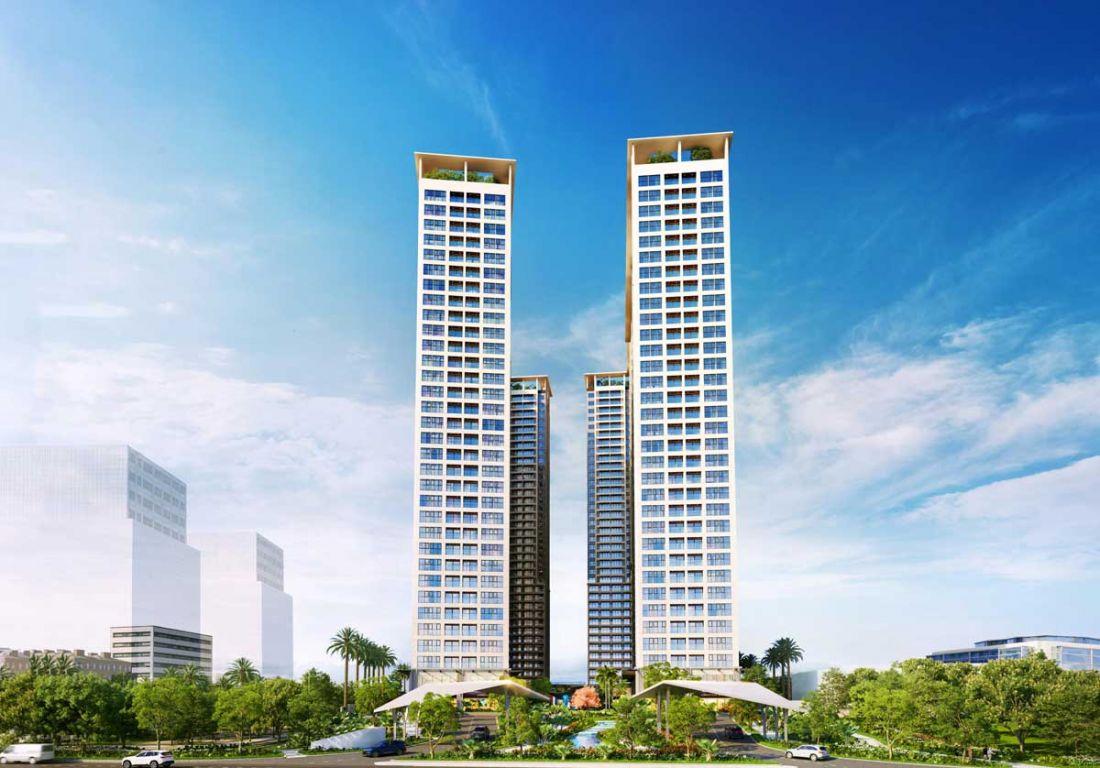 Quy mô dự án căn hộLavita Thuận An Bình Dương