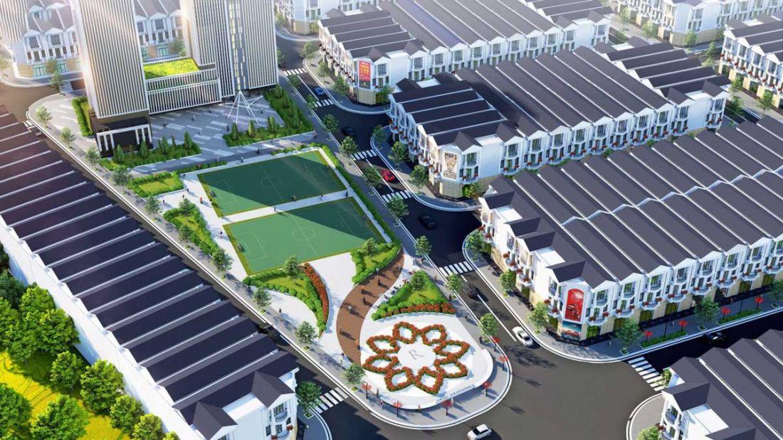 Tiện ích dự án Rosa Riverside Complex Quảng Nam