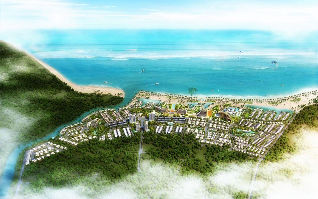 Khu du lịch sinh thái biển Venezia Beach Village Bình Thuận 1