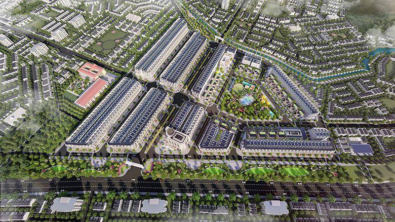 Khu dân cư DB Complex Quảng Ngãi 1