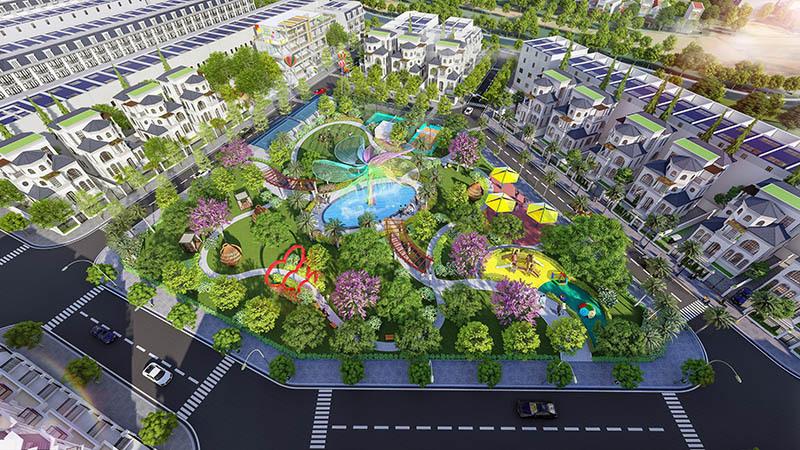 Khu dân cư DB Complex Quảng Ngãi 3