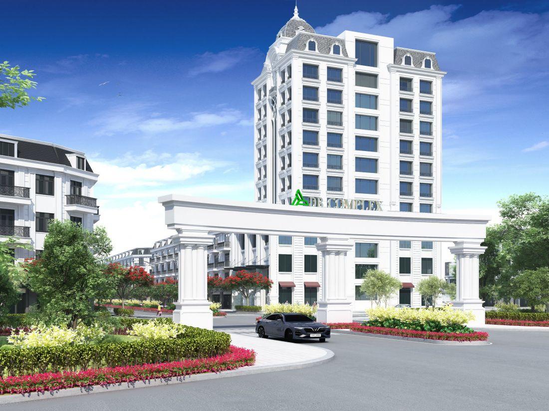 Khu dân cư DB Complex Quảng Ngãi 4
