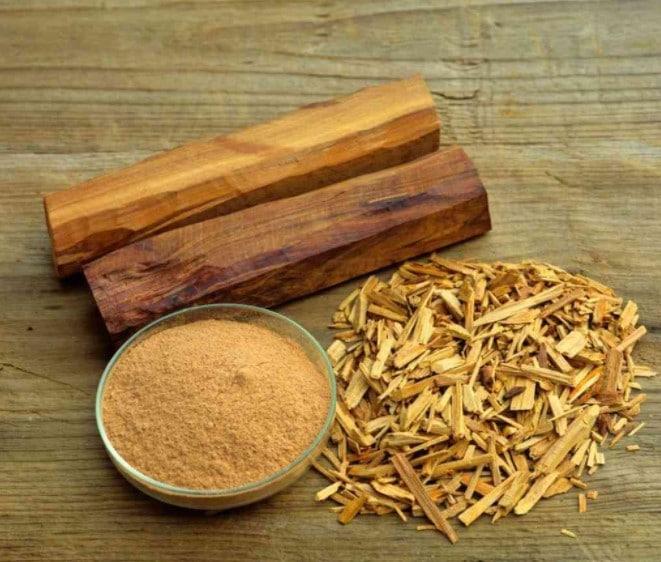 Gỗ đàn hương và ứng dụng của trong đời sống