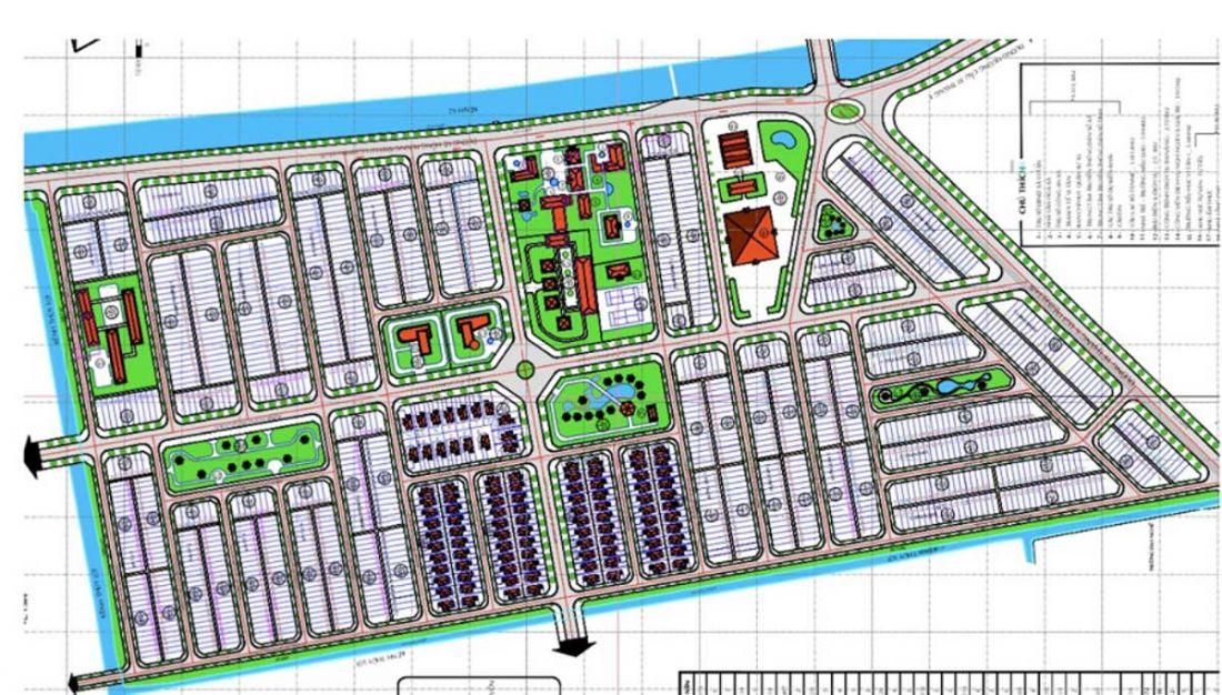 Khu đô thị Vị Thanh New City Hậu Giang 2