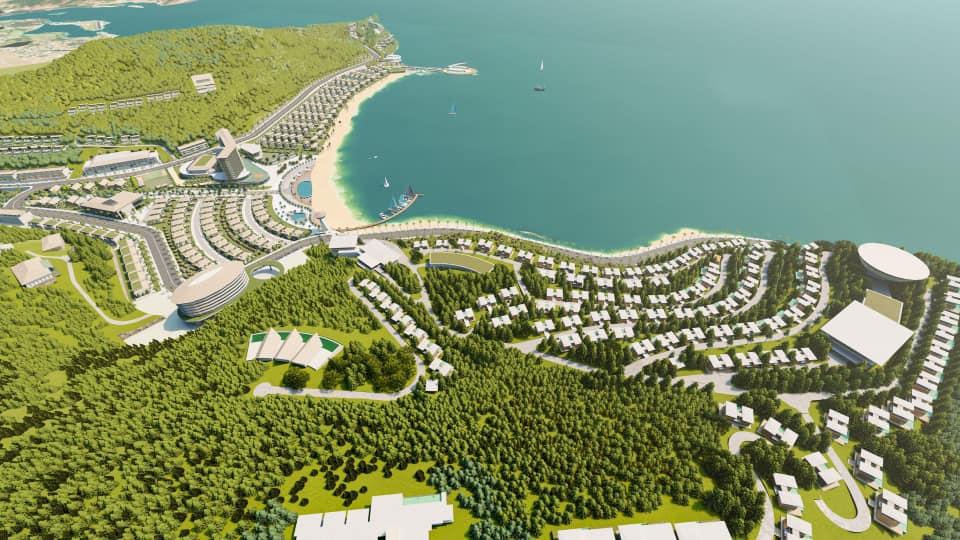 Tổ hợp du lịch sinh thái, nghỉ dưỡng Meyresort Bãi Lữ Nghệ An 2