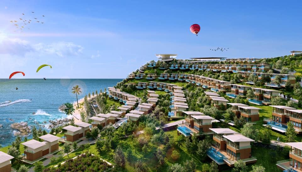 Tổ hợp du lịch sinh thái, nghỉ dưỡng Meyresort Bãi Lữ Nghệ An 3