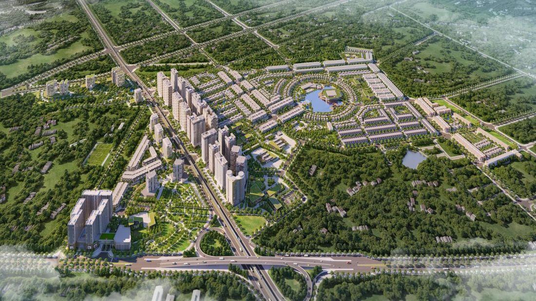 Khu đô thị Hinode Royal Park Hà Nội 1