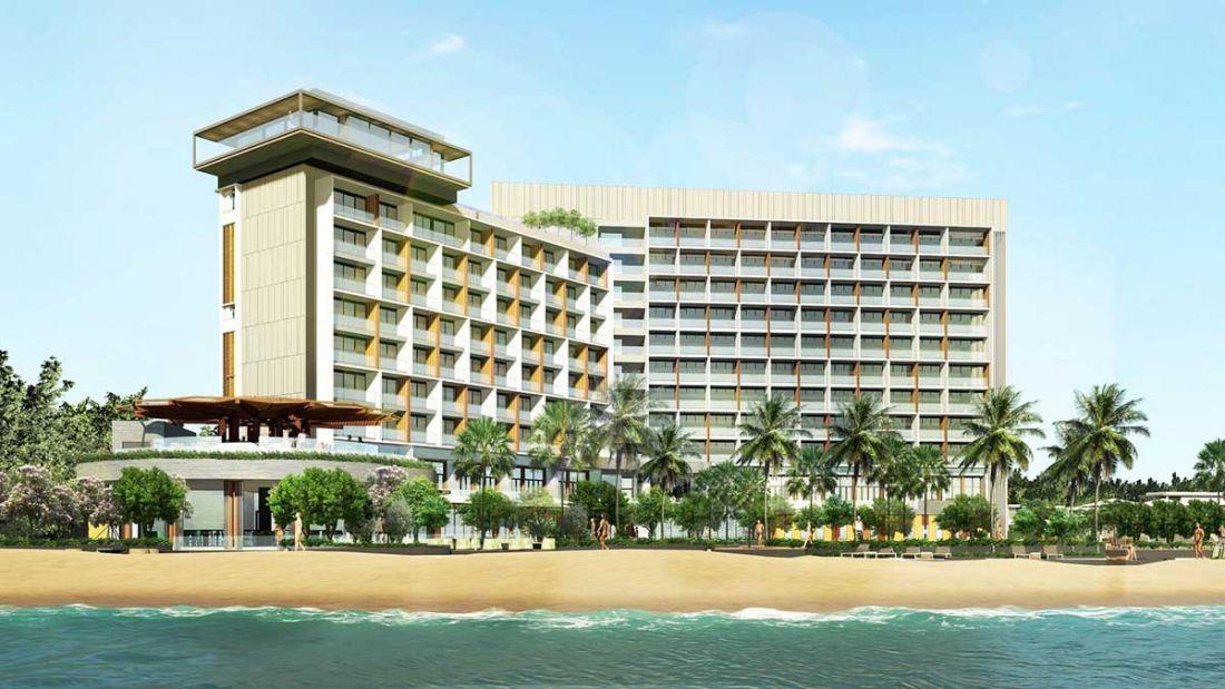 Khu du lịch nghỉ dưỡng Angsana & Dhawa Hồ Tràm 4