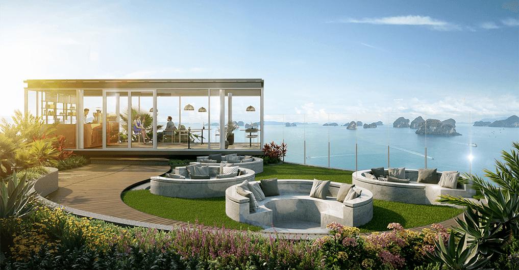 Tổ hợp căn hộ condotel, khách sạn The Holiday Ha Long Quảng Ninh 7