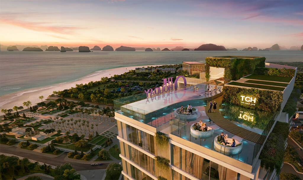 Tổ hợp căn hộ condotel, khách sạn The Holiday Ha Long Quảng Ninh 8