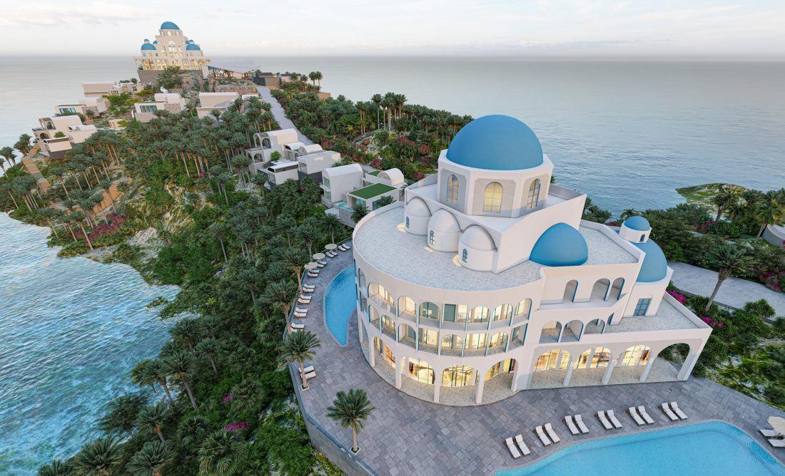 Khu du lịch nghỉ dưỡng Crystal Holidays Marina Phú Yên 4