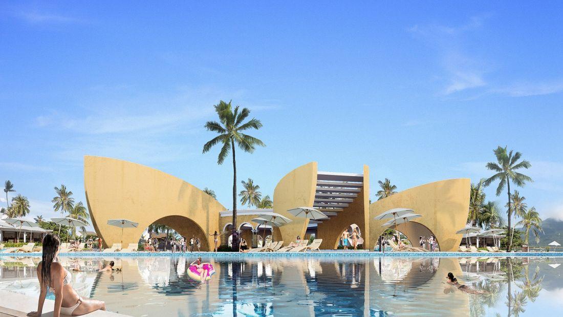 Khu du lịch nghỉ dưỡng Crystal Holidays Marina Phú Yên 5