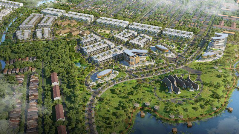 Ngày 26/4: Động thổ xây dựng nhà Tesla – Cantana dự án Thành phố Cà Phê