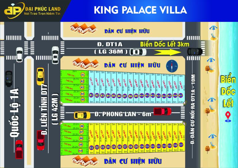 Biệt thự King Palace Villa Khánh Hòa 2