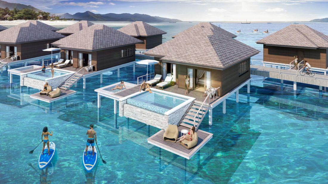 Khu du lịch nghỉ dưỡng Crystal Holidays Marina Phú Yên 6