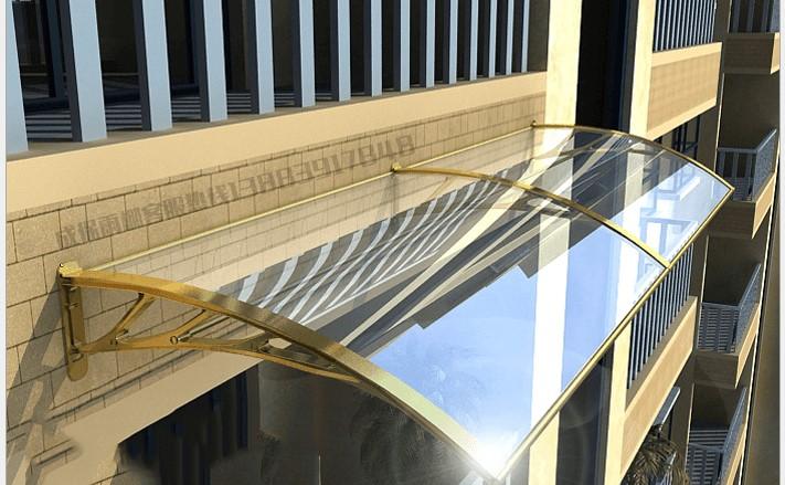 5 mẫu mái che cửa sổ được ưa chuộng hiện nay
