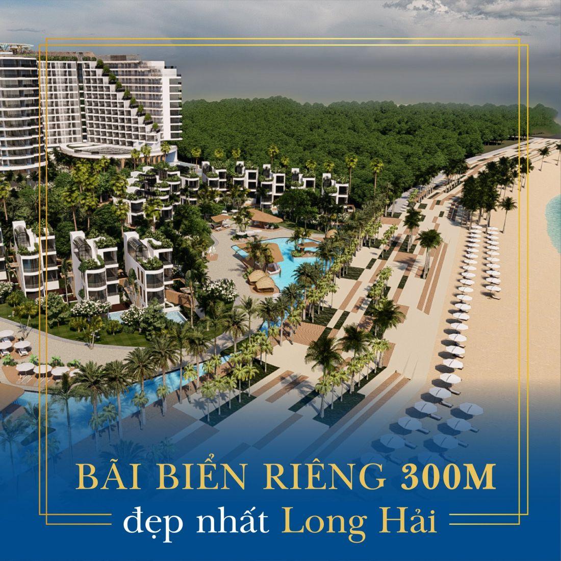 Charm Resort Long Hải tung chính sách bán hàng hấp dẫn