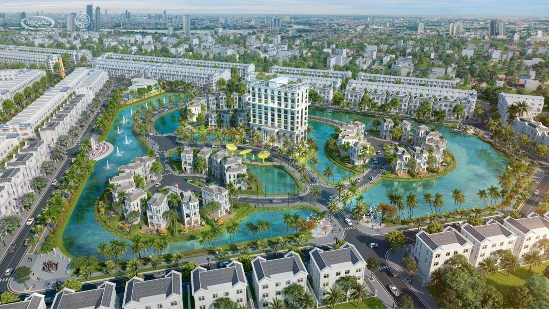 Khu đô thị Hưng Định City Bình Định 4