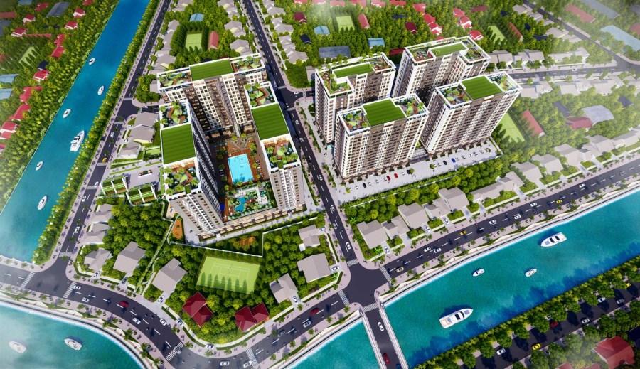 Nhà ở xã hội Golden City Tây Ninh 7
