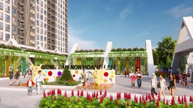 Nhà ở xã hội Golden City Tây Ninh 8