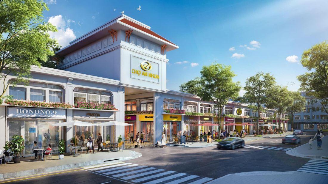 Khu đô thị Hưng Định City Bình Định 6