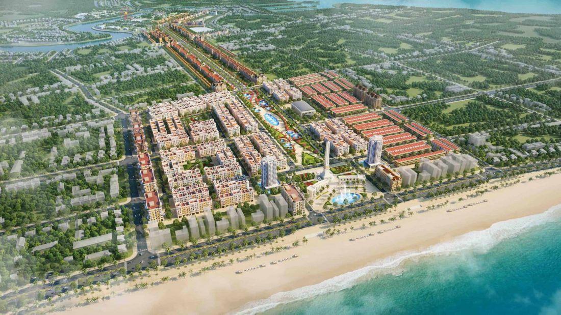 Khu đô thị Sun Grand Boulevard Thanh Hóa 1
