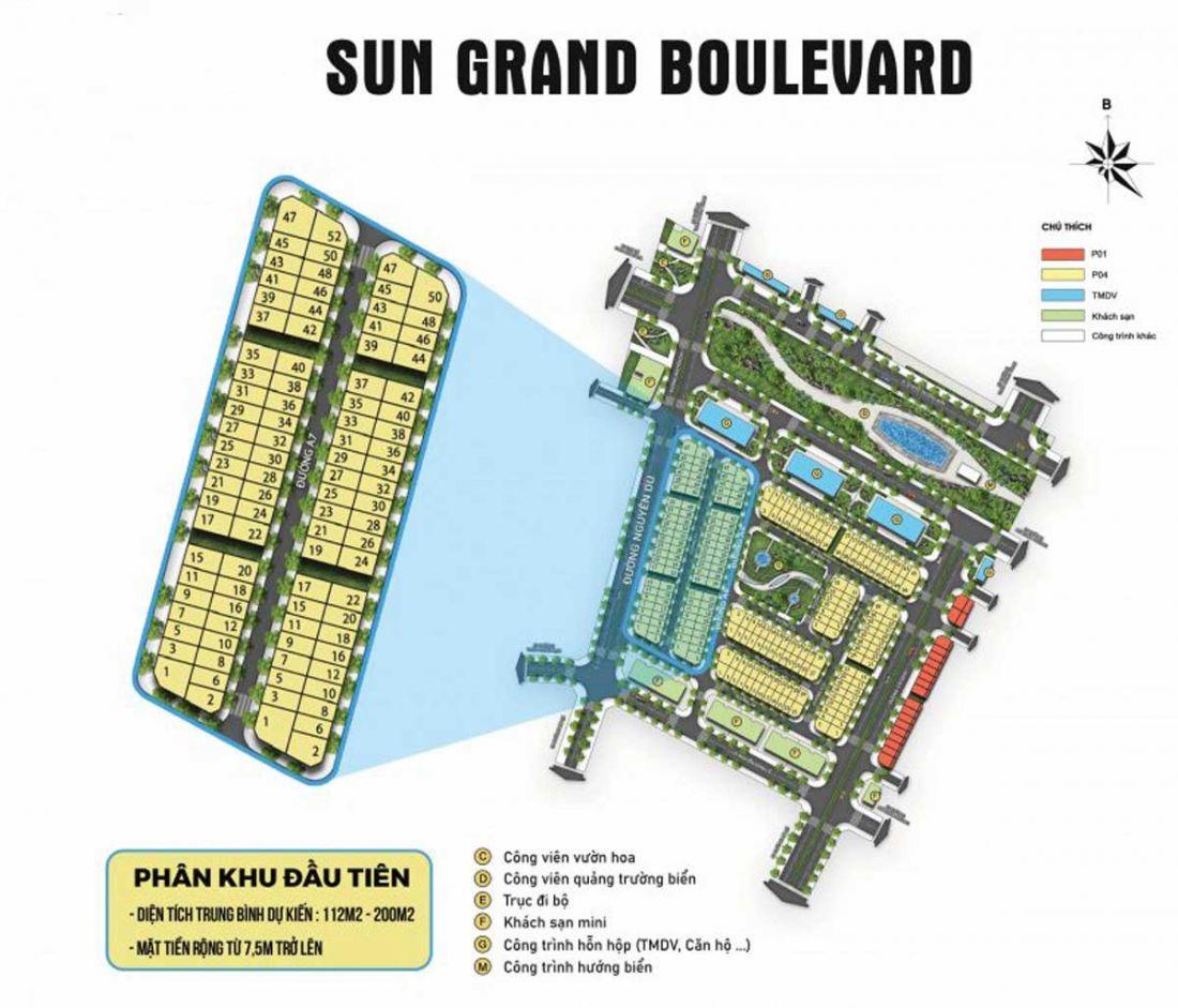 Khu đô thị Sun Grand Boulevard Thanh Hóa 2