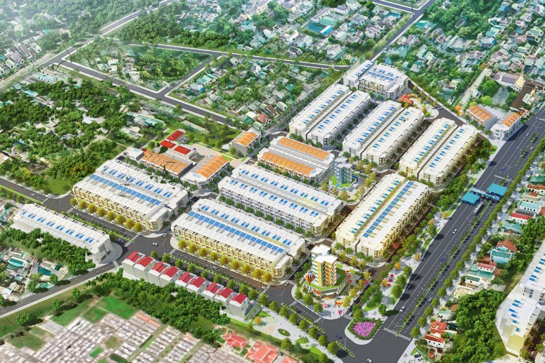 Đất nền Epic Town Quảng Nam 1